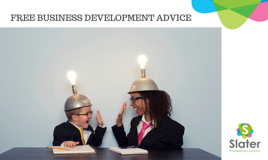 Free Business Development Advice from Slaters