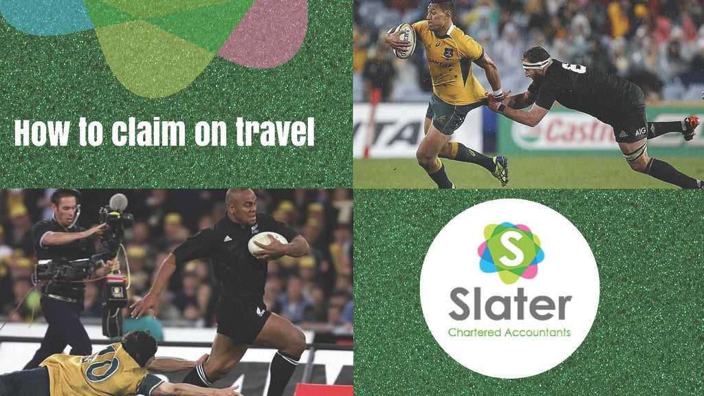 How to claim on travel Slaters