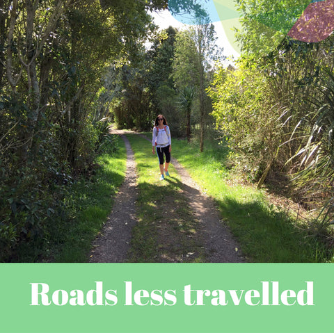 Roads Less Travelled by Millie Slater