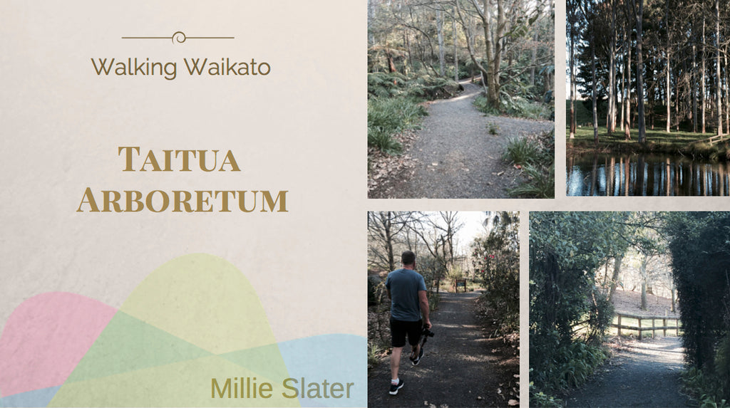 Taitua Arboretum Slater Chartered Accountants Hamilton NZ