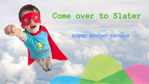 Super Dooper Service for Slater new clients