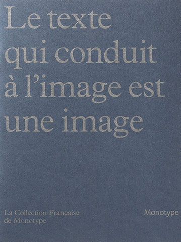 La Collection Française de Monotype