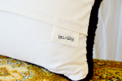 White Tulip Pillow