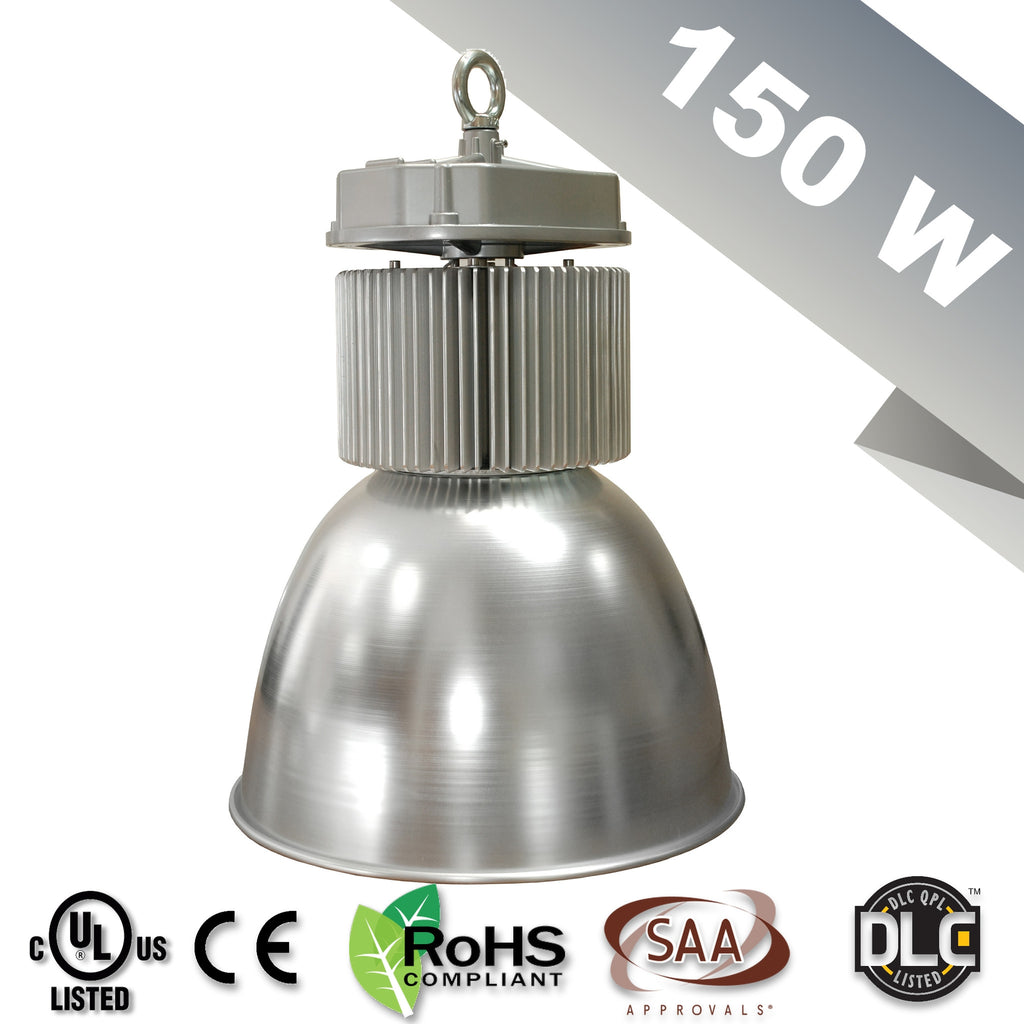 Led High Bay Lights Ireland: 150W Cold White Light, Megabay Led High Bay Light Cold