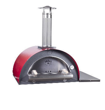 "Wood burning pizza oven ""Forno Pulcinella"" by Clementi Forni"