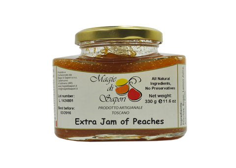 Jam of Peaches