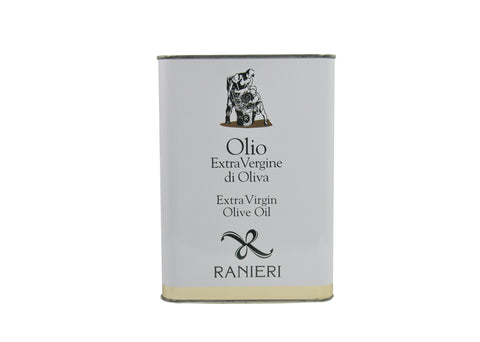 Oleficio Ranieri Extra Virgin Olive Oil  CE 3 LT Tin