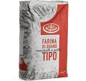 Le 5 Stagioni Type 1 Pizza Flour Stone Milled