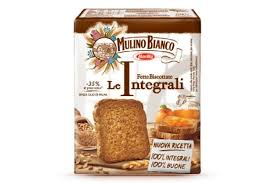 Mulino Bianco Fette Biscottate Whole Wheat