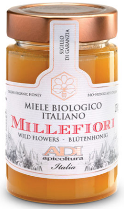 Sweet Honey Wild Flower Organic