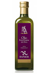 Extra Virgin Olive Oil Bottle 100% Italiano - 750ml