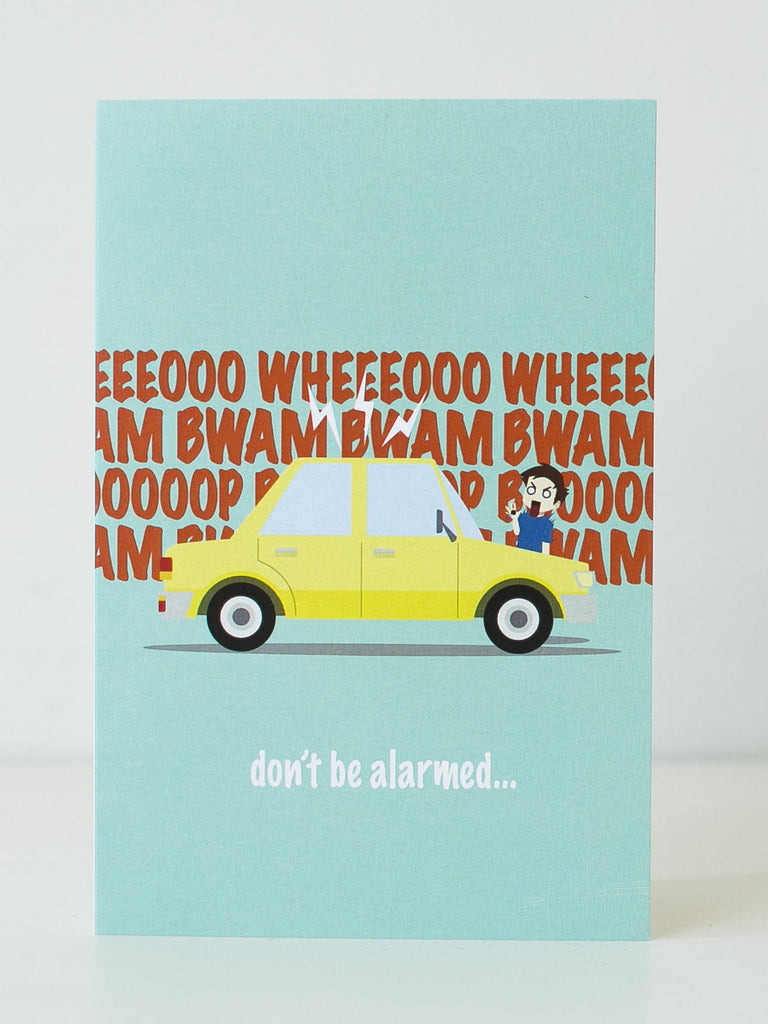 Greeting Cards with annoying sounds