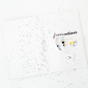 Endless Birthday Recordable With Glitter 1