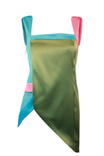 Multi-Colour Asymmetric Top