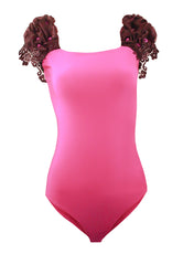 Fuchsia Stretchy Bodysuit