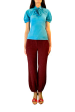 Women Trousers, Ruby Wide-Leg Trousers