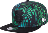New Era 9Fifty Herediano tropical visera negra snapback