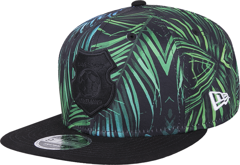 cabdaac9b366 New Era 9Fifty Herediano tropical visera negra snapback
