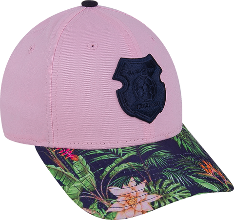 New Era 9Fifty Herediano visera curva floral ajustable