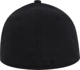 New Era 39 Thirty Herediano negra visera curva