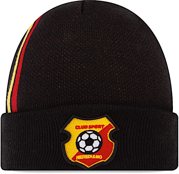 c4f1554e4f50 Club Sport Herediano Gorro Negro De New Era – Fanaticos Costa Rica