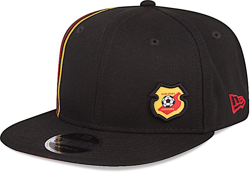 9622d2abb1e2 Club Sport Herediano Gorra Negra 9FIFTY Ajustable de New Era ...