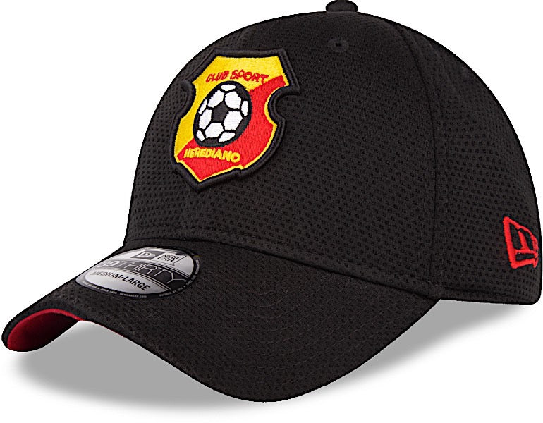 6dfe278092e4 Club Sport Herediano Gorra Negra 39THIRTY Cerrada New Era