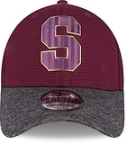 Saprissa Gorra 39THIRTY S/M Morada y Gris Shadow Tech de New Era