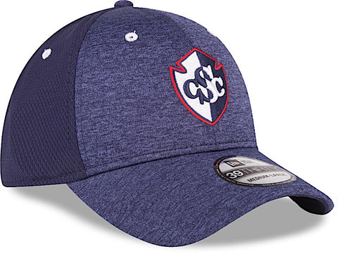 Cartaginés Gorra Azul 39Thirty Cerrada de New Era M/L