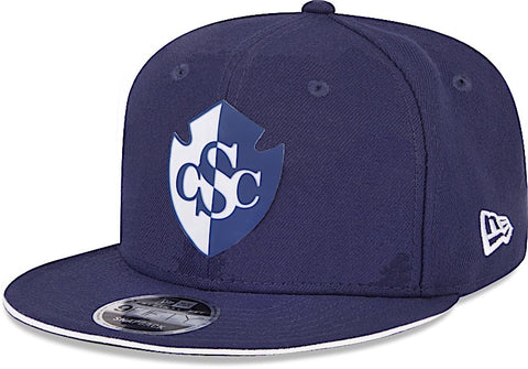 Cartaginés Gorra Azul 9Fifty Ajustable de New Era