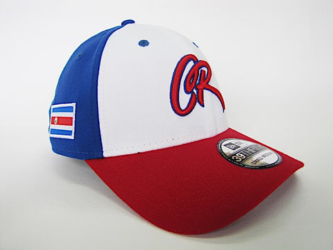 CR Gorra Tricolor New Era 39Thirty S/M