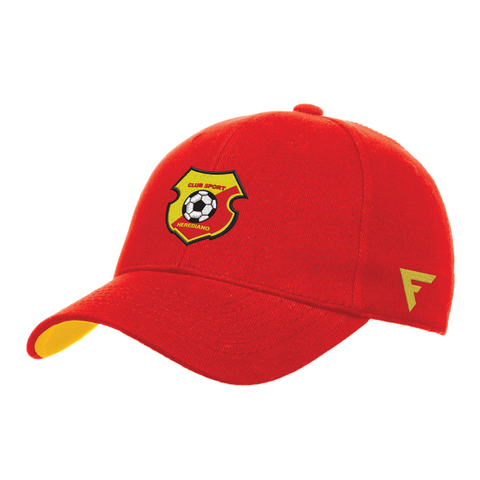 Gorra Herediano roja
