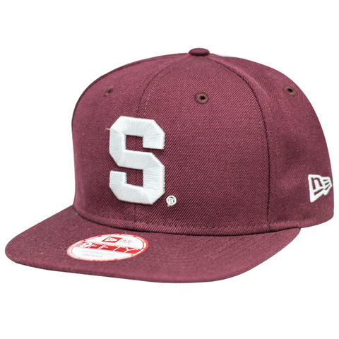 950OF NEW ERA S MAROON OSFA