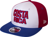 NEW! 9FIFTY CR SELE CAP WHITE FRONT SNAPBACK AJUSTABLE