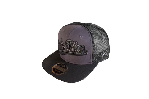 New Era 950 Costa Rica Black Truck Snapback