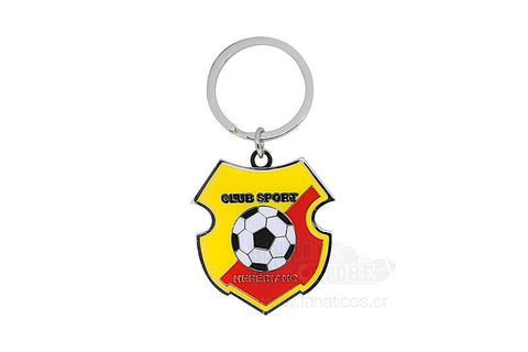 LLAVERO ESCUDO HEREDIANO METALICO