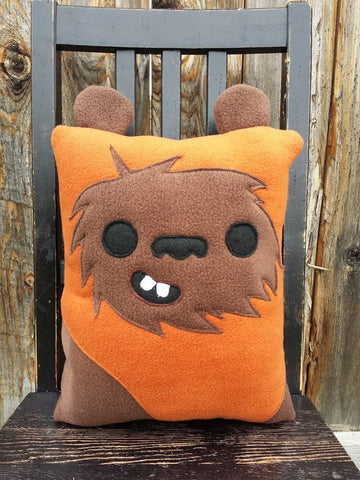 Ewok pillow