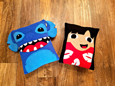 Lilo and Stitch pillow