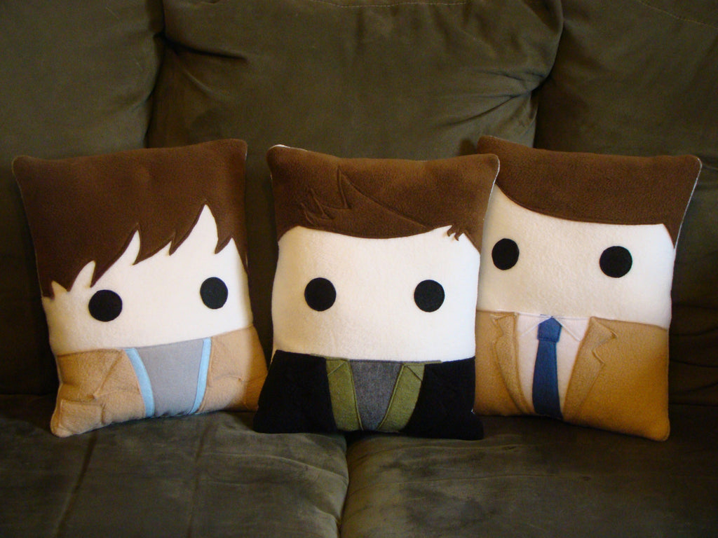Supernatural Pillow