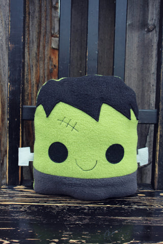 Frankenstein plush