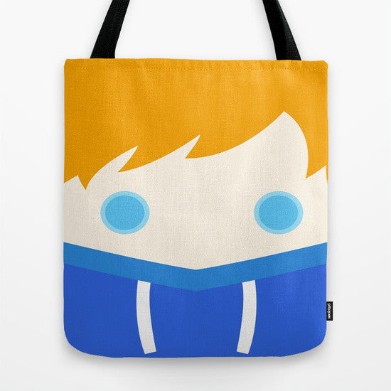 Ed Sheeran tote bag