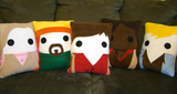 Firefly, Serenity, pillow, plush, cushion
