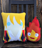 Howl, Calcifer, Studio Ghibli, Howl's moving castle, plush,