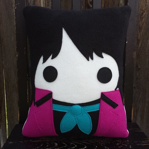 Joan Jett, the runaways, pillow, cushion, plush