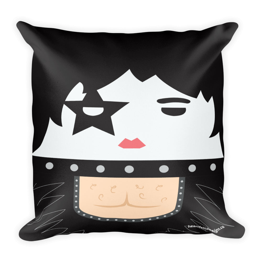 Kiss, Paul Stanley, pillow