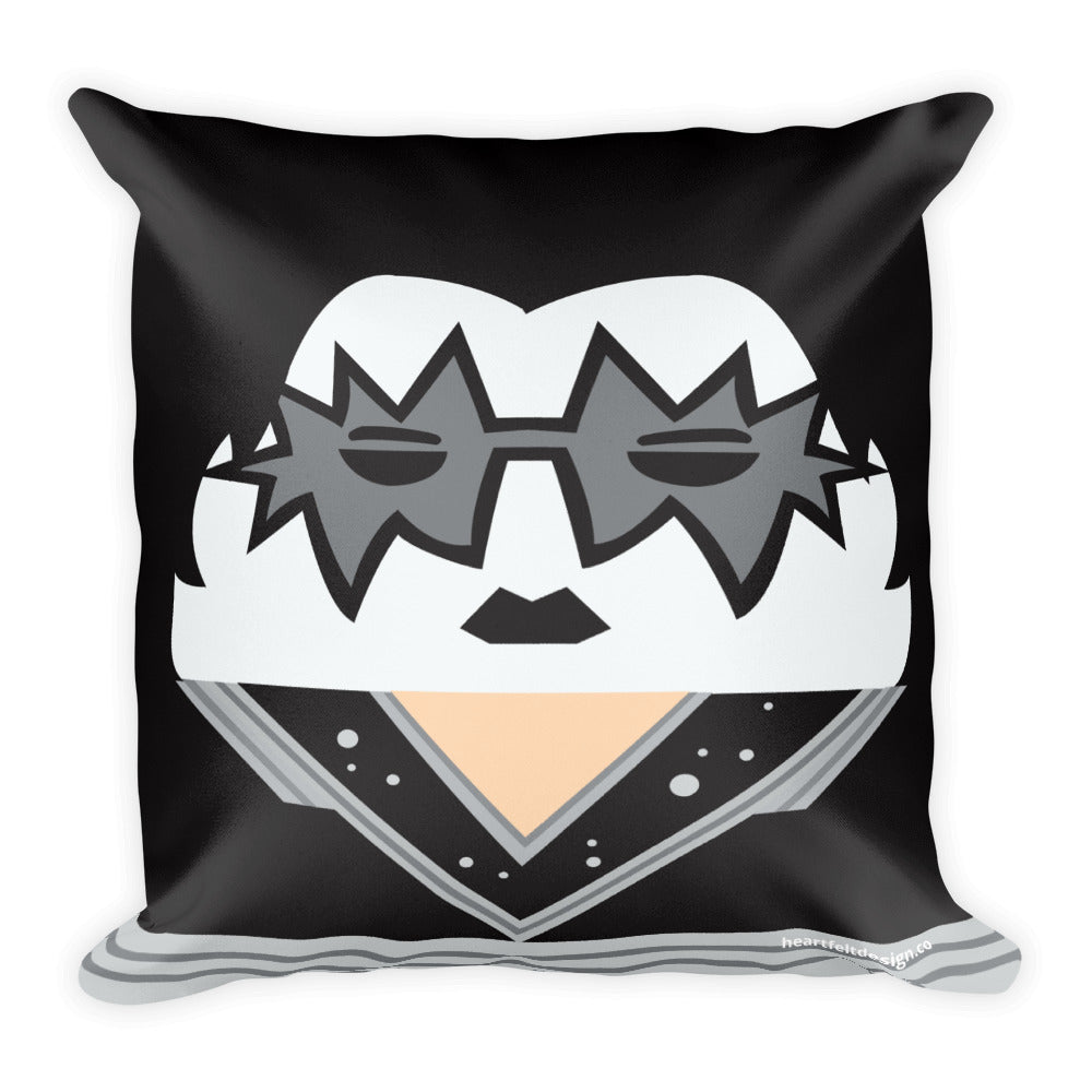 Kiss, Ace, pillow