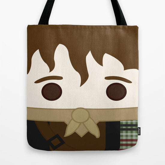 Outlander tote bag