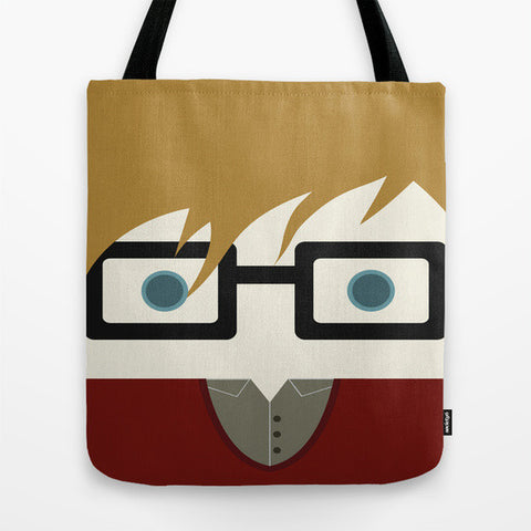 Patrick Stump totebag