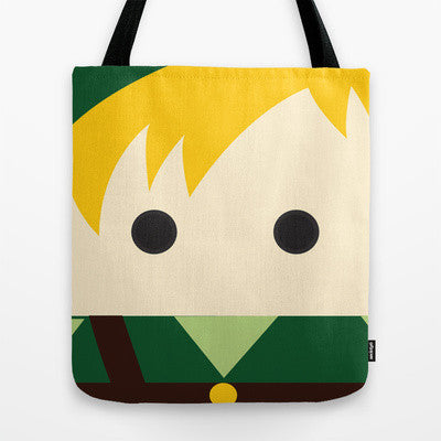 Link, Legend of Zelda totebag