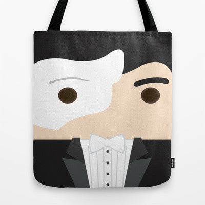 Phantom of the Opera tote, tote bag